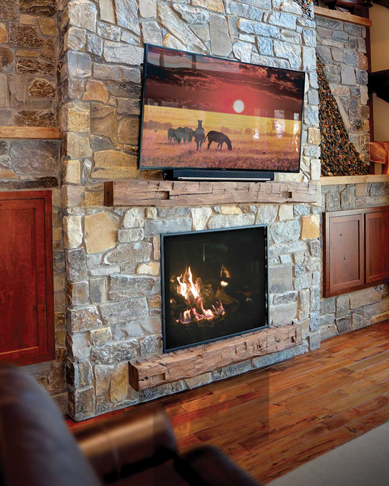 MagraHearth Non-Combustible Fireplace Mantels